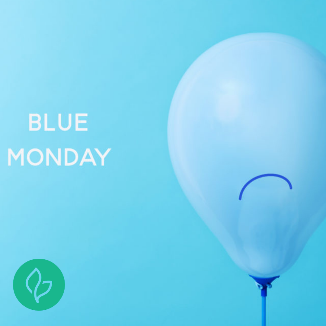 Sad Ballon for Blue Monday